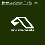 SUNNY LAX - Contrast (The Remixes) (Front Cover)