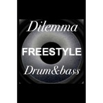 FREESTYLE feat KATIE DILEMMA - Dilemma (Front Cover)