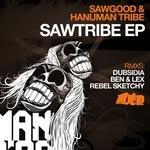 SAWGOOD/HANUMAN TRIBE - Sawtribe (remixes) (Front Cover)