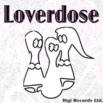 VARIOUS - Loverdose: The Best Of Digi Records (Front Cover)