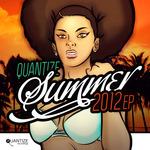 LOVELACE, KimaraE/DJ OJI/PAUL DEEP/RON HALL/THOMMY DAVIS/DANA WEAVER - Quantize Summer 2012 EP (Front Cover)