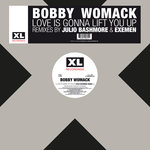 WOMACK, Bobby - Love Is Gonna Lift You Up (Front Cover)