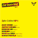 VARIOUS - Spice Cabinet EP 1 (Back Cover)