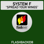 SYSTEM F - Spread Your Wings (Front Cover)