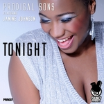 PRODIGAL SONS feat JANINE JOHNSON - Tonight (Front Cover)