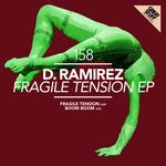 D RAMIREZ - Fragile Tension (Front Cover)