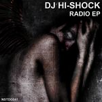 DJ HI-SHOCK - Radio - EP (Front Cover)