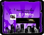 DJ MEBS - Change The Game (Front Cover)