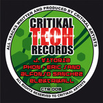 VARIOUS - CTR 003 (Front Cover)