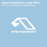 ABOVE & BEYOND vs ANDY MOOR - Air For Life (The remixes) (Front Cover)