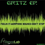 GRITZ - Gritz EP (Front Cover)