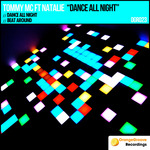 TOMMY MC - Dance All Night (Front Cover)