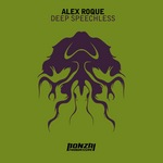 ROQUE, Alex - Deep Speechless (Front Cover)