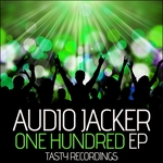 AUDIO JACKER - One Hundred EP (Front Cover)