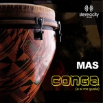 MAS - Conga (A Si Me Gusta) (Front Cover)