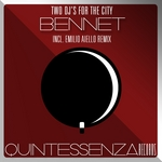 TWO DJS FOR THE CITY - Bennet (Front Cover)