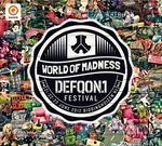 VARIOUS - Defqon 1: The World Of Madness (Front Cover)