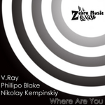 KEMPINSKIY, Nikolay/PHILLIPO BLAKE feat V RAY - Where Are You (Remix Contest Winners) (Front Cover)
