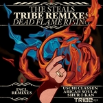 STEALS, The - Dead Flame Rising (Front Cover)