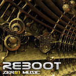 VARIOUS - Reboot (Front Cover)
