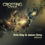 KRIS DAY/JASON GREY - Alliance (Front Cover)