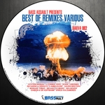 VARIOUS - Bass Assault Best Of Remixes (Front Cover)