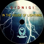DIONIGI - In The House Of Lightning (Front Cover)