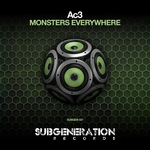 AC3 - Monsters Everywhere (Front Cover)