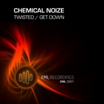 CHEMICAL NOIZE - Twisted (Front Cover)
