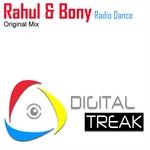 RAHUL & BONY - Radio Dance (Front Cover)