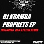 DJ KRAMBA - Prophets (Front Cover)