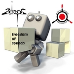 2DROPS - Freedom Of Speech (Front Cover)