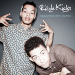 RIZZLE KICKS - Dreamers (Front Cover)