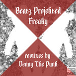 BEATZ PROJEKTED - Freaky (Front Cover)