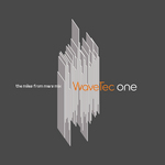 VARIOUS - WaveTec One: The Miles From Mars UnMix (Front Cover)