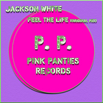 WHITE, Jackson - Feel The Life (Front Cover)