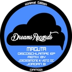 MAGUTA - Discoschlampe EP (Front Cover)