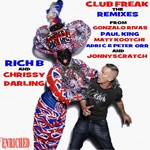 RICH B/CHRISSY DARLING - Club Freak: The Remixes (Front Cover)