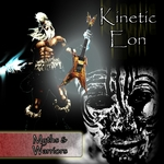 KINETIC EON - Myths & Warriors EP (Front Cover)