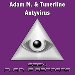 ADAM M/TUNERLINE - Antyvirus (Front Cover)