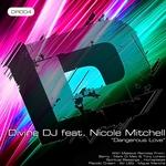 DIVINE DJ feat NICOLE MITCHELL - Dangerous Love (Front Cover)