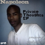 NAPOLEON - Private Thoughts EP (Front Cover)