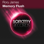 JAMES, Rory - Memory Flush (Front Cover)