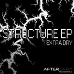 EXTRA DRY - Structure EP (Front Cover)