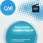 DANTE & REMMY - Castellon Train (Front Cover)
