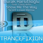 HARSITLIOGLU, Burak feat CLAIRE WILLIS - Show Me The Way (Front Cover)