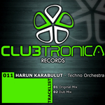 KARABULUT , Harun - Techno Orchestra (Front Cover)