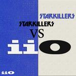 IIO feat NADIA ALI - Starkillers Vs iiO (remastered) (Front Cover)