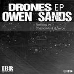 OWEN SANDS - Drones EP (Front Cover)