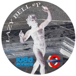 ICED MONKEY - Lazy Bell EP (Front Cover)